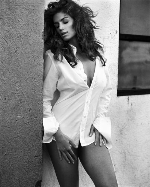 Cindy Crawford White Shirt Collection